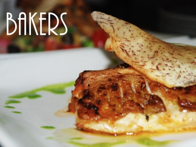 Photo for the news post: Come and Discover Our NEW Bakers Menu!