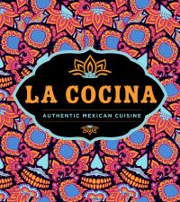 La Cocina logo, mexican restaurant