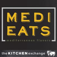 Logo for Medi Eats