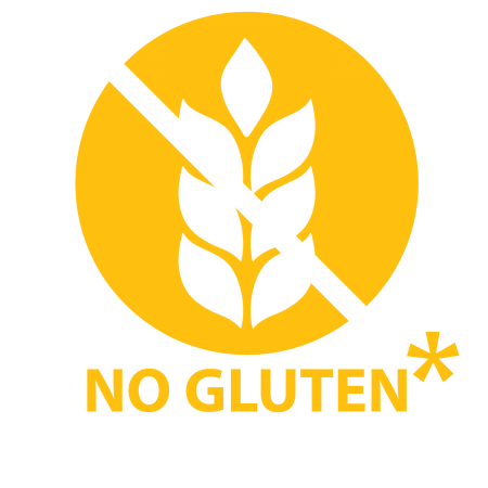 No Gluten Label