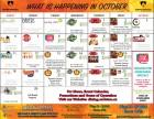 October 2015 Calendar - Carleton Dining