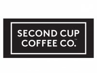 Second Cup Coffee Co. logo, specialty coffee retailer