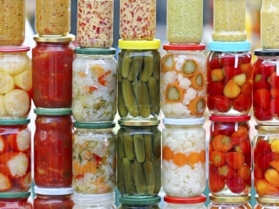 Photo for the news post: Have Fun with Fermented Foods!