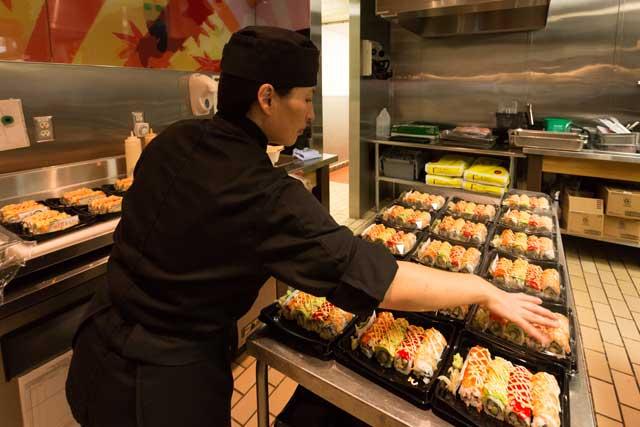 Fresh Food Company Carleton Hours