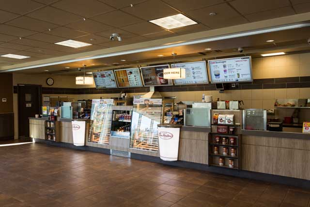 Tim Hortons Locations Dining Services
