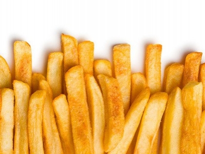 Photo for the news post: Introducing the Golden Fries Food Truck!