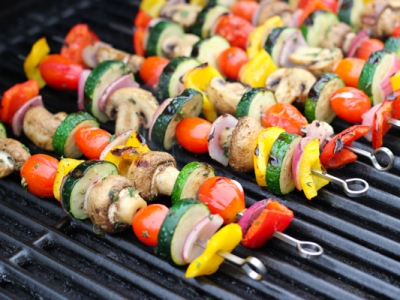 Photo for the news post: 10 #GrillBetter Foods For the Summer