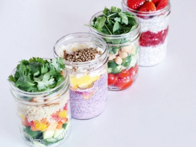 Photo for the news post: 5 Amazing Meal in a Jar Recipes